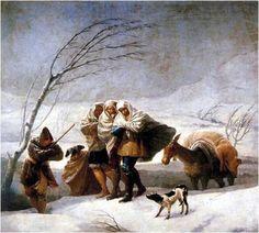 Autor:Francisco de Goya, 1787; Técnica:Óleo sobre tela; Tamanho: 275 centímetros x 293 centímetros; Localização:Museodel Prado, Madrid