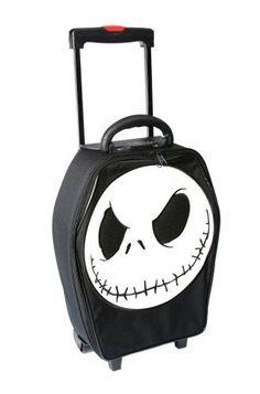 Nightmare Before Christmas - Trolley Case £29.99 on attitudeclothing.co.uk