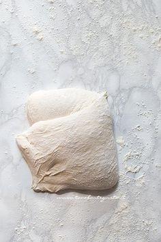 Pieghe a portafoglio 2 - Ricetta pizza in teglia Calzone, Stromboli, Food And Drink, Collage, Base, Bread, Kitchens, Collages, Brot