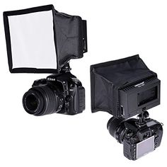 """Neewer 5.9""""x6.7""""/15x17 cm Camera Collapsible Diffuser Mini Softbox for CN-160 LED Flash Light Neewer"""