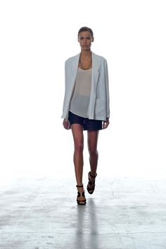 BLK DNM - Spring 2013 Ready-to-Wear