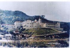 Fotos Antigas de Florianópolis Hospital de Caridade anos de 1960.