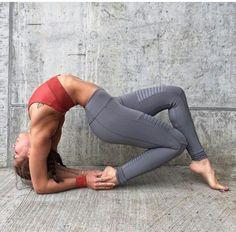 forearm wheel variation | yoga