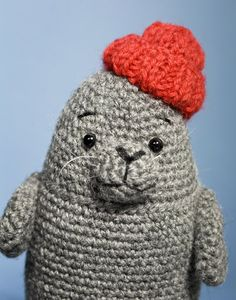 The ringed seal (translation needed) ~ free pattern