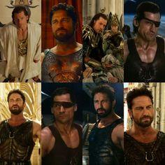 Can't wait for Gods of Egypt! #nikolajcosterwaldau #gerardbutler #godsofegypt #movies #movie #lovethem #love #sexy #hot #handsome #actor #beautiful