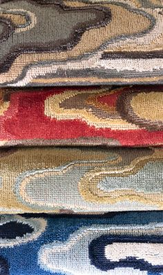 Alto Velvet, part of Le Jardin Chinois collection from Brunschwig & Fils Pinned this before but love it