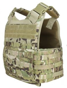 Advanced Survivor » Viper Plate Carrier + Armor (Multicam)