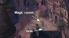 Belle and the Magic Carpet are in The Hunchback of Notre Dame. 19 Little Disney Movie Details That Will Blow Your Damn Mind Baymax, Big Hero 6, Jessie Doll, Disney Buzzfeed, Walt Disney, Cat Dressed Up, Disney Fun Facts, Oliver And Company, Disney Secrets