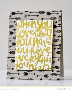 love what you have by StephWashburn at @Studio_Calico #SCcuppa