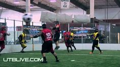 Ultimate Tazer Soccer - Crazy Football Players