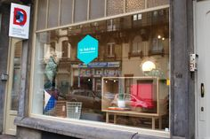 La Fabrika Brussels: I love scandinavian design, and this is one of my favorite shops in Brussels