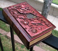 Secret Compartment Book Safe by MandarinMoon, via Flickr