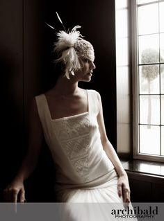 Great Gatsby Bride 1
