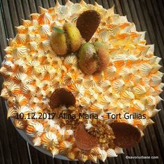 Tort grilias cu ciocolata si nuci caramelizate | Savori Urbane Waffles, Recipies, Muffin, Dessert Recipes, Breakfast, Food, Meal, Recipes, Eten