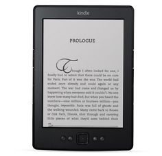 eBook Reader.. I love that I can read books without having them take up all of my damn space in my house! ithoughtyouknewblog afflink