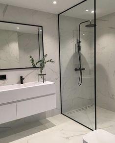 Trendy Bathroom Mirror With Shelf Floors Ideas Bathroom Mirror With Shelf, Best Bathroom Vanities, Bathroom Sets, Bathroom Storage, Small Bathroom, Bathrooms Decor, Bathroom Organization, Master Bathroom, Diy Bathroom Remodel