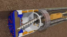 This is how a tunnel boring machine will burrow a viaduct under Seattle - Autoblog