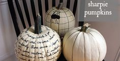 21 Genius Halloween Pumpkin Decorations You'll Want to Try | Homesessive.com