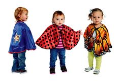 Capes - Set of 3 Toddler Teacher, Toddler Preschool, Float Like A Butterfly, Preschool Themes, Dramatic Play, Exciting News, Pretend Play, Capes, Infant