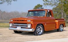 64 chevy stepside truck