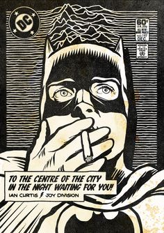 The Post-Punk / New Wave Super Friends by Butcher Billy on Behance