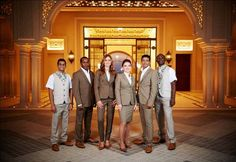 Contract included fitting and alteration for staff onsite at new Dubai hotel - Suppliers, Kitchens & Catering, Fashionizer, Four Seasons Resort Dubai At Jumeirah Beach, Uniforms Hotel Uniform, Office Uniform, Uniform Ideas, Corporate Uniforms, Staff Uniforms, President Hotel, Restaurant Uniforms, Hotel Staff, Argentina