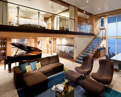 7 Cruise Ship Suites I GF- Luxury