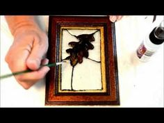 Make a Faux Stained Glass Window - Just Paint It Blog