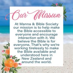 Our mission is to help make the Bible accessible to everyone and encourage interaction with it. We believe the Bible is for everyone. That's why we're working tirelessly to make the Bible available and understood here in New Zealand and around the world. We are excited to present a range of products available at Manna just for you. Browse products at manna.co.nz or in-store. . . #samoanlanguageweek2021 #bibles #bibleresources #ReadHisWord #mannachristianstores #mannanz #biblesocietynz Bible Society, Bible Resources, New Zealand, Believe, Encouragement, Around The Worlds, Just For You, Language, Range