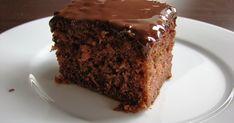 Jednoduchý, rýchly a veľmi dobrý koláč, ktorý si pamätám ešte z môjho detstva, z letných prázdnin u babky. 1 marhuľový kompót 350 g poloh... Cake, Desserts, Food, Pie Cake, Tailgate Desserts, Pastel, Meal, Dessert, Eten