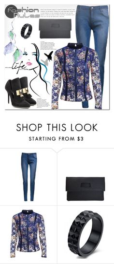 """""""Fall Fashion"""" by jecakns ❤ liked on Polyvore featuring Balmain, Fall, outfit and loafers"""