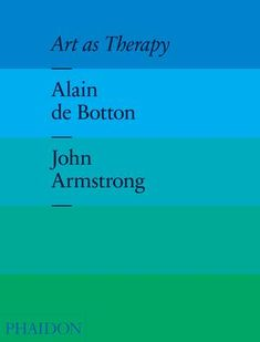 Art as Therapy one of Brain Pickings best Art and Design Books of 2013 saw it the other day looks a good read but see attached list grweat ideas for artista and art lovers click away