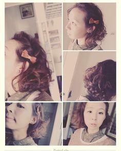 彰化 INN salon - Edison    女生 短髮 捲髮造型。 為你打造專屬個人風格造型 ☎️04-7282820