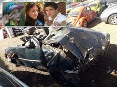 Cazuza: Adolescentes furtam carro e morrem na fuga em Andr...