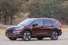2016 Honda CR-V Achieves Highest Overall Score for Collision Safety from the National Highway Traffic Safety Administration America's best-selling SUV has achieved both an NCAP Overall Vehicle Score and an IIHS TOP SAFETY PICK+ rating Honda Crv, Highway Traffic, Small Luxury Cars, Best Suv, Car Buying Tips, Compact Suv, Benz C, Sports Sedan, Cr V