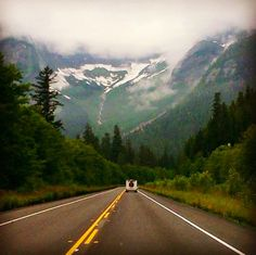 En route to Prince Rupert, BC