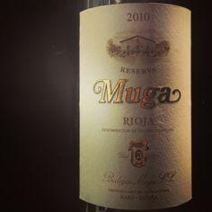 Rioja Reserva 2010 Muga