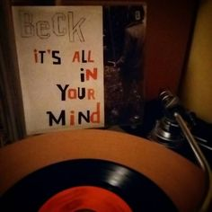 Beck - It's All In Your Mind On K Records. Long live K Records! #beck #90s #45rpm #recordcollection #recordcover #recordoftheday #record #albumoftheday #album #vinylgram #vinyljunkie #vinyl #vinylcollection #vinyladay #vinyladdict #nowspinning #nowplaying #vinyligclub #analogmusic #turntable #hifi by thedailylp