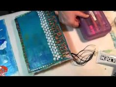 I always love Effie's videos...if it wasn't for her wonderful videos I would never have explored making my own journals...which I love!!!