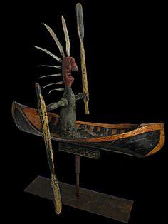 Indian Whirligig--Steve Hazlett American Folkcraft http://www.bestgamefishing.com