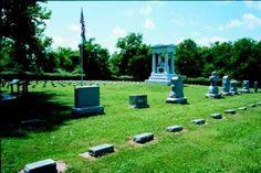 Confederate Memorial State Historic Site in Missouri