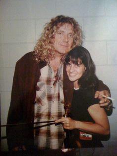 Robert Plant & Tracy Bonham