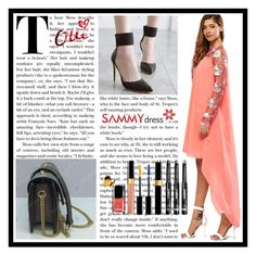 """""""Oui"""" by amra-sarajlic ❤ liked on Polyvore featuring dress and highheels"""