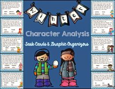 Teaching Character Analysis in the Primary Grades