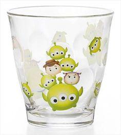 Toy Story Tsum Tsum Glass