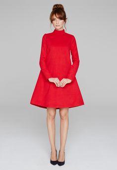 #dress #red