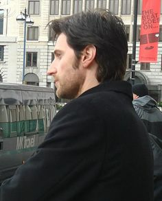 Richard Armitage - What a lovely profile