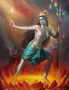 Jagadvaśīvipannibarhaṇatārā - Tārā summoner of Beings, Dispeller of Misfortune