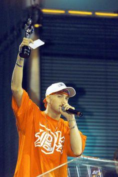 Eminem @ Award show d12 shirt bandana and cap OSCARS