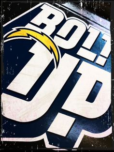 #Bolt Up San Diego Chargers!